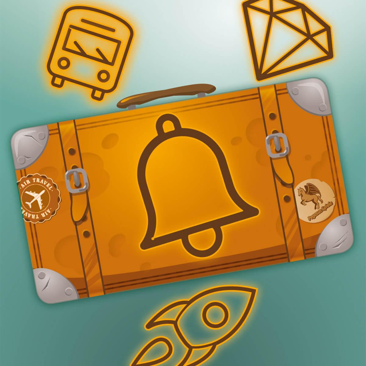 Kofferpacken extrem